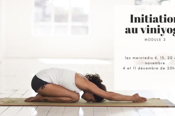 Atelier d'initiation au Yoga