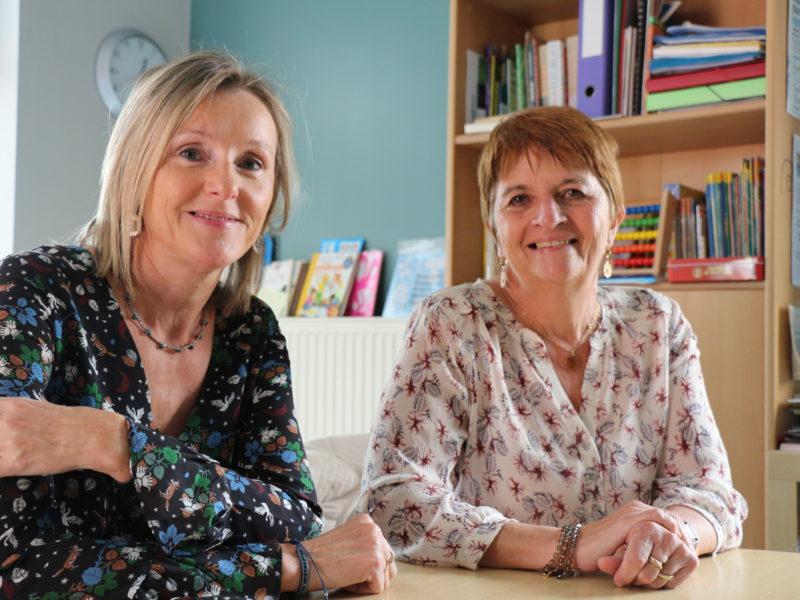 Bernadette Verbeeren et Françoise Luyckx - Logopèdes